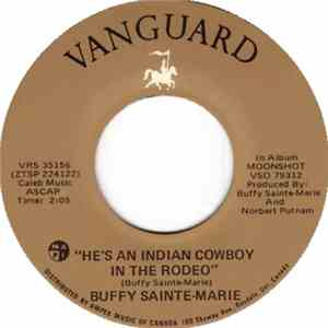 Buffy Sainte-Marie - He's An Indian Cowboy In The Rodeo album flac