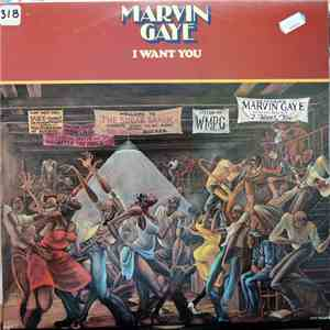 Marvin Gaye - I Want You album flac