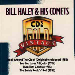 Bill Haley & His Comets - Vintage Gold album flac