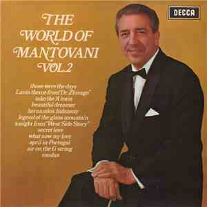 Mantovani And His Orchestra - The World Of Mantovani Vol. 2 album flac