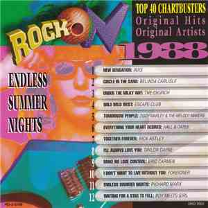 Various - Rock On • Endless Summer Nights 1988 album flac