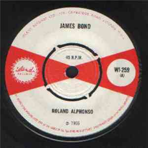 Roland Alphonso / Lee Perry - James Bond / Just Keep It Up album flac