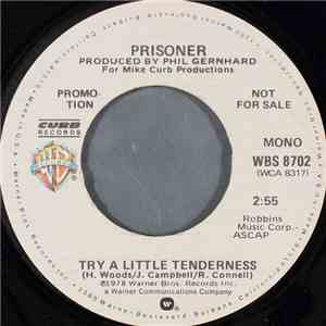 Prisoner  - Try A Little Tenderness album flac
